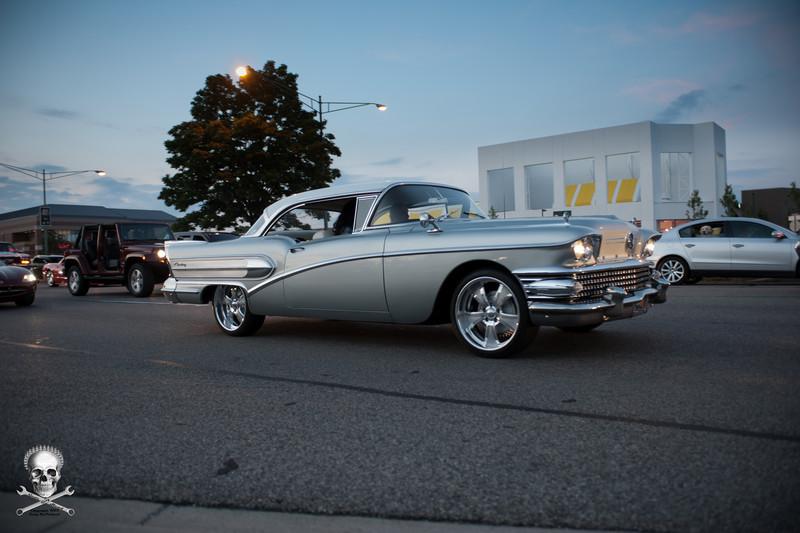 58 Buick Century