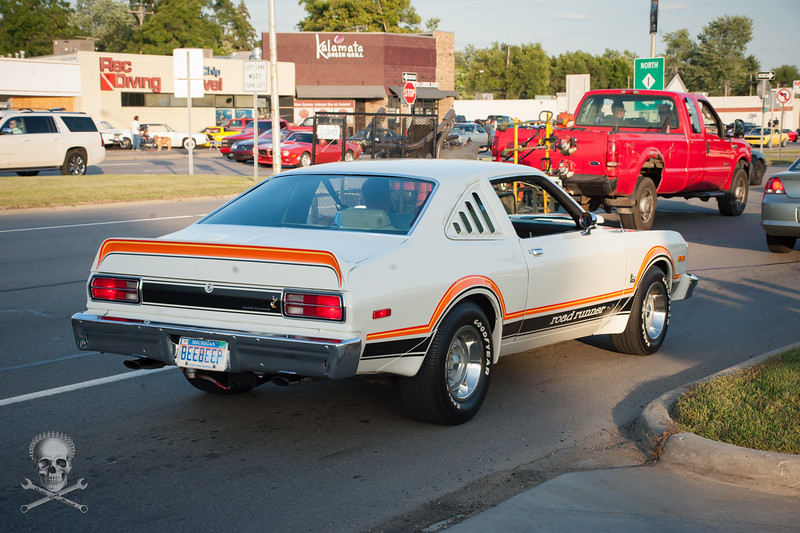 Woodward Dream Cruise, Thursday, August 13 2015