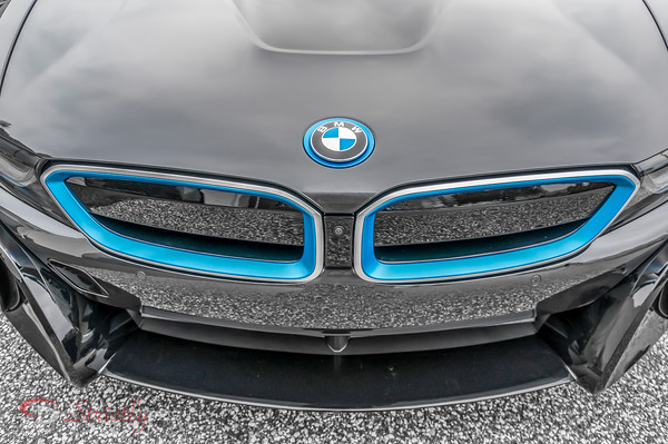 Supercars- BMW blue grill