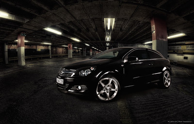 2011.53 - Cars - The Opel Astra II - CarPark