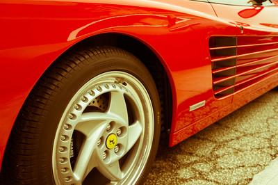 Ferrari side