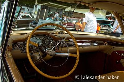 1957 Oldsmobile Interior