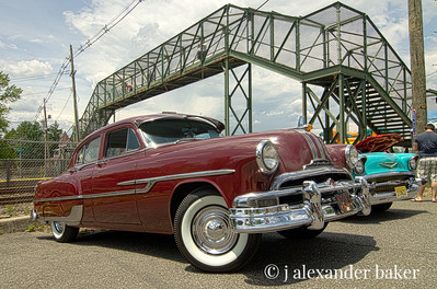 My Grandfather's car, 1953 Pontiac