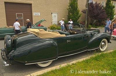 1940 Lincoln Zephyr