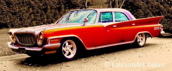 1957 Chrysler New Yorker HDR