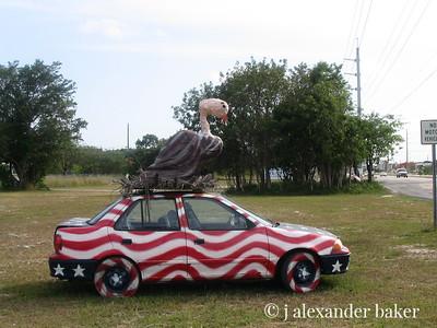 Vulture Car
