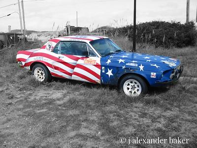 All American Mustang, Florida Keys