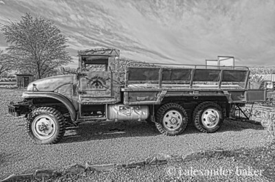 Original Canyon De Chelly Tour Truck