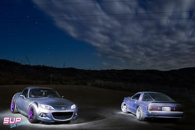 Light Paint Mazda Group
