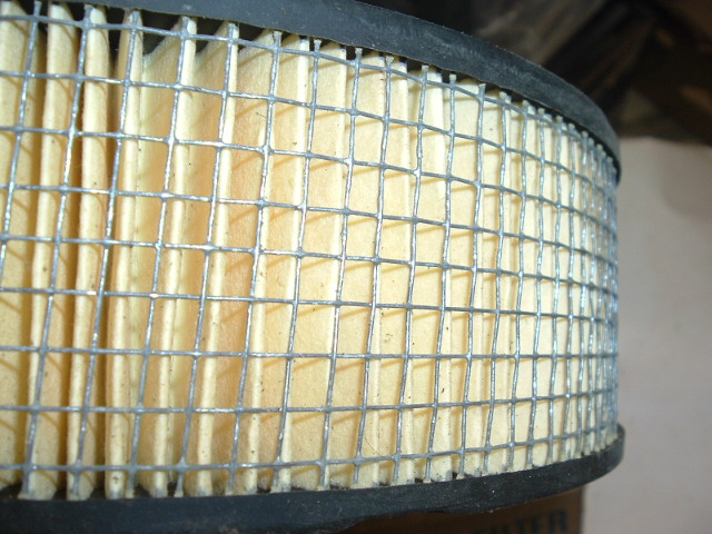 1964 65 66 67 Nova v8 square mesh ac air filter element 6420690 (a 6420690)