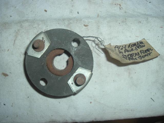 1964 Rambler Power steering NOS rag joint 3204847 (a 3204847)