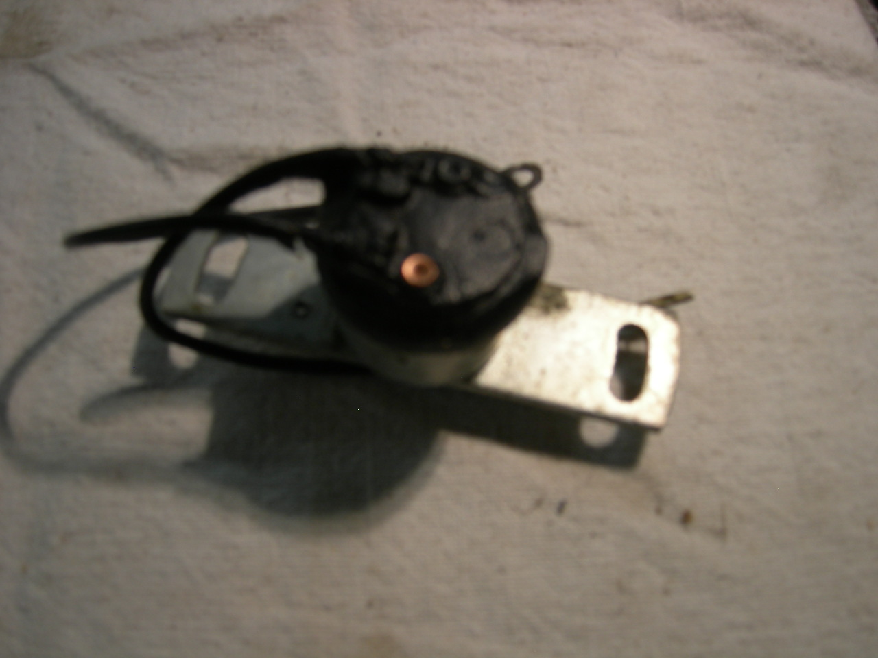 1958 1959 1960 Corvette powerglide neutral safety switch 1998660 (a 1998660