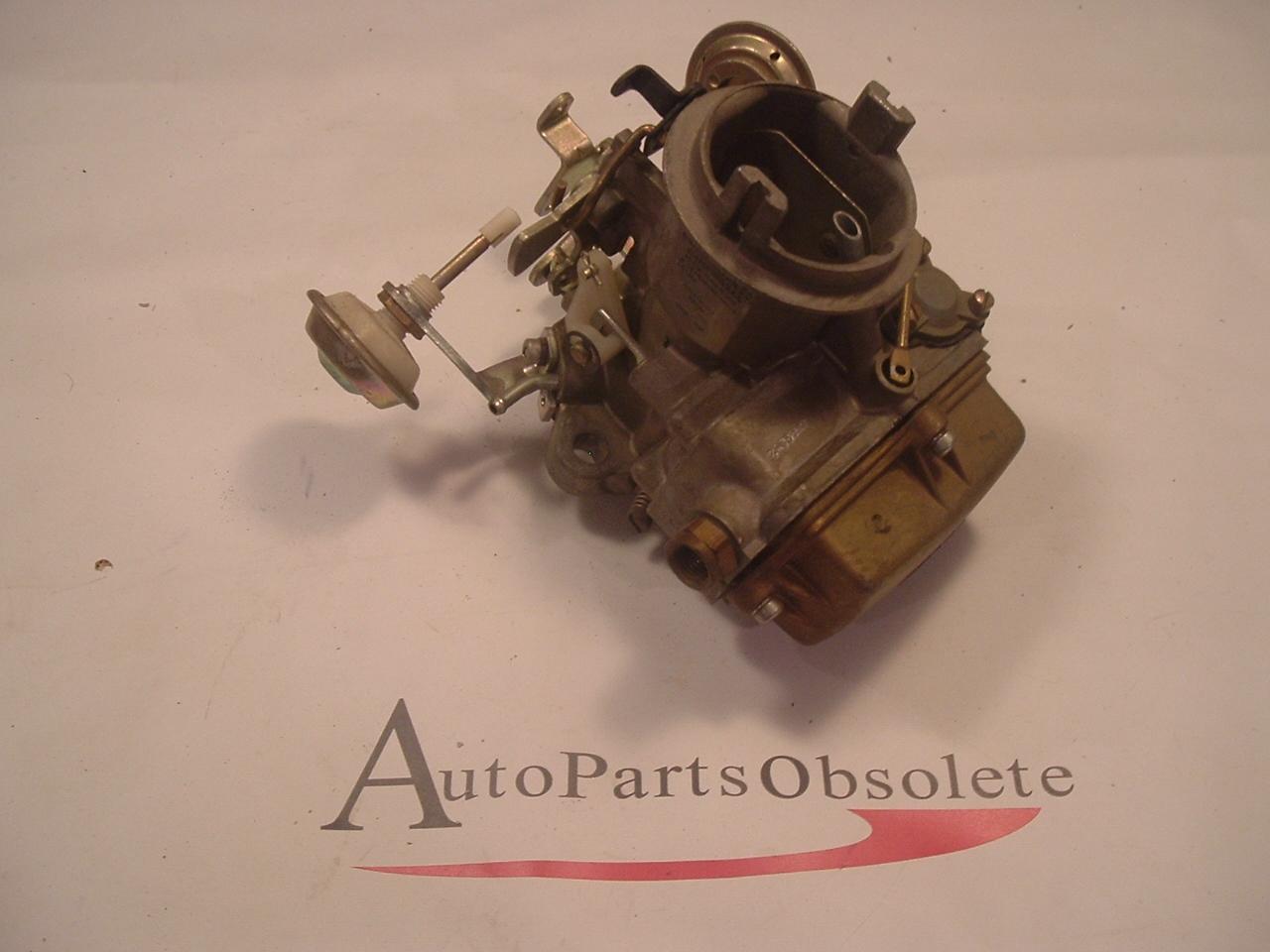 1962 -68 Dodge plymouth carburetor slant six Holley 3277