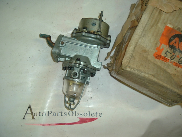 38-42 Chrysler desoto dodge plymouth fuel pump (a 506 ac )