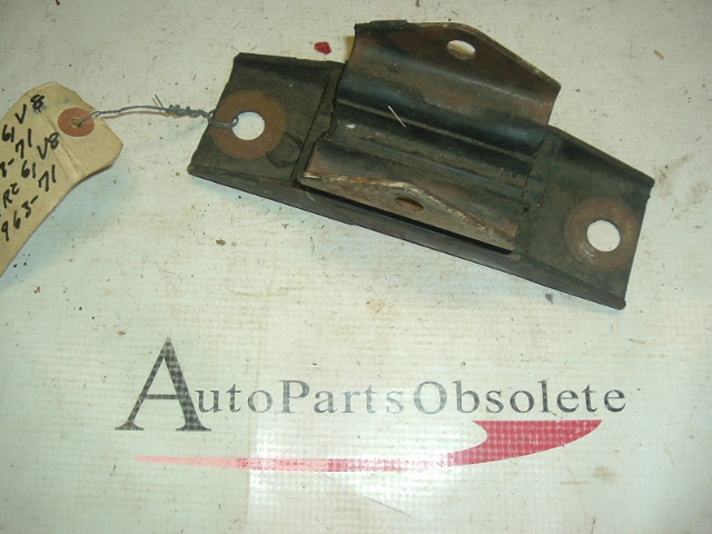 View Product1965 66 67 68 69 Ford Galaxie v8 NOS Transmission mount C9AZ-6068-E (a