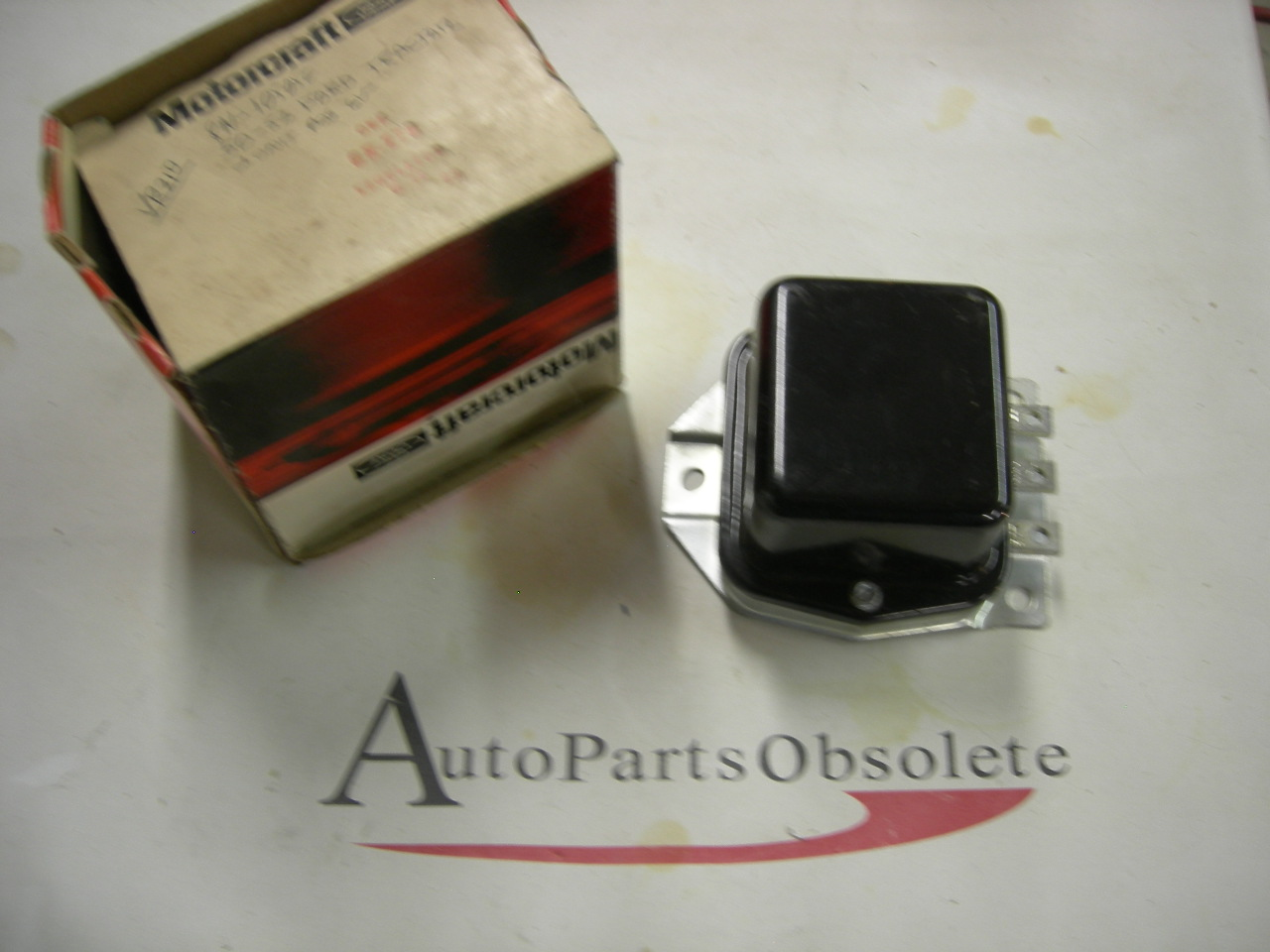 1950 51 52 Ford tractor voltage regulator Motorcraft 6 V (A GR276)