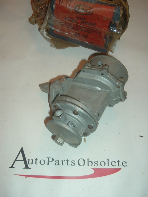 1951 kaiser frazer dual action fuel pump (a 9549 airtex)