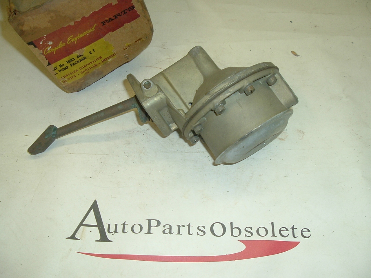 1957 -63 Plymouth Dodge v8 fuel pump #1843400 (a 1843400)