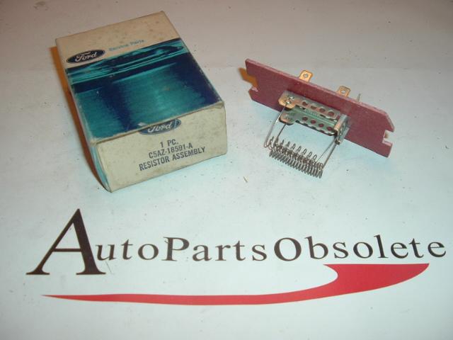 Heater Bower resistor C5AZ18594A (a C5AZ18594A)      Upload Image     Link Online      Back to List     Save     Next»