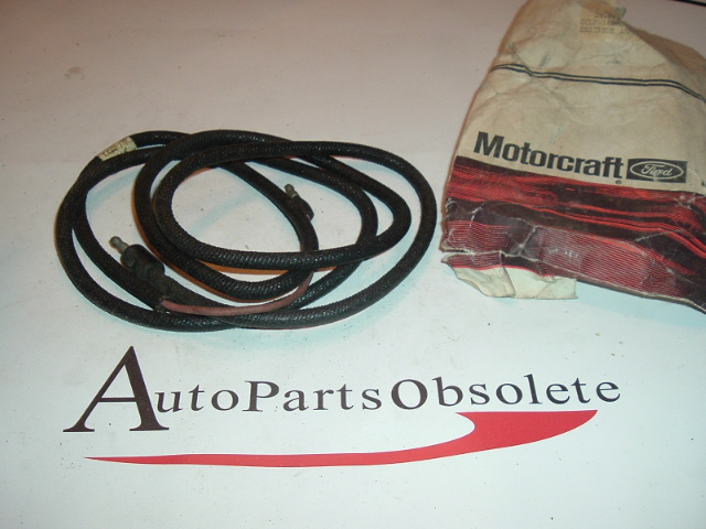 1960 62 64 66 68 71 ford mustang falcon coil resistor wire C0LF 12250 A (a colf12250a dy-37)
