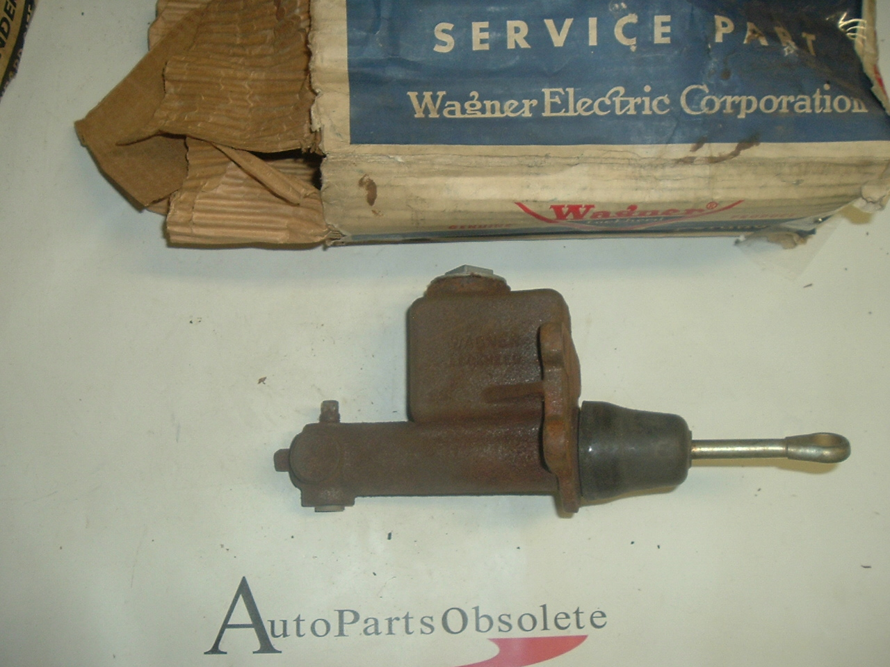 1955 56 57 58 Chevrolet Pontiac master cylinder new (a 21000wagner)