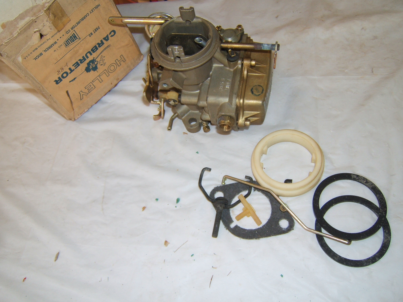 1966 1967 1968 1969 Rambler Javelin AMC new holley carburetor (A 1-125)