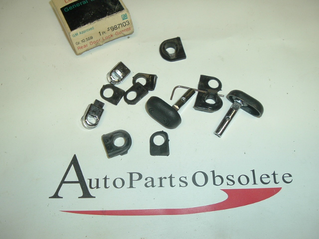 1967 Chevrolet Chevelle Nova Accessory door locks (a )