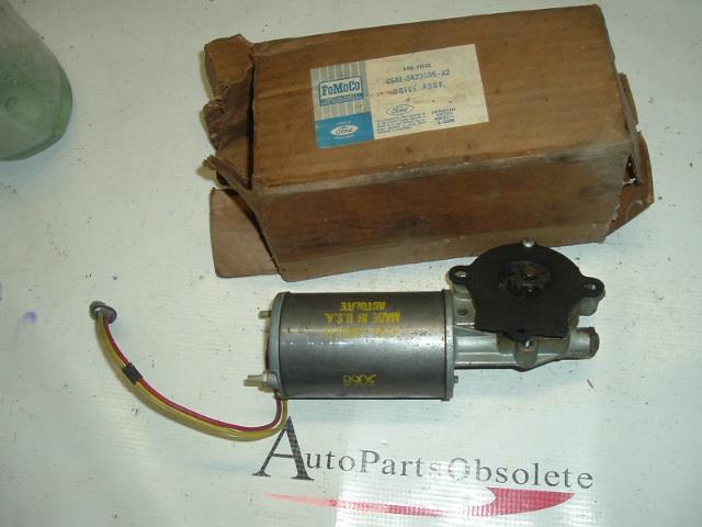 View Product1965 Ford power window motor c5az-5423395-a2 (a c5az-5423395-a2)