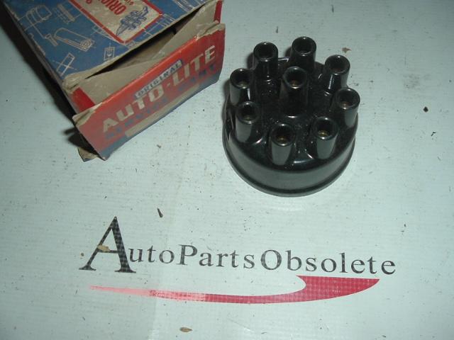 1938 -54 Chrysler Packard autolite script distributor cap
