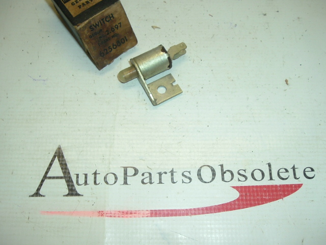 1960 1961 1962 1963 1964 Corvair back up lamp switch nos 6256801 (a 6256801)