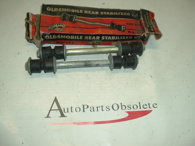 1948 1949 1950 Oldsmobile Stabilzer Link Pair (a 183)