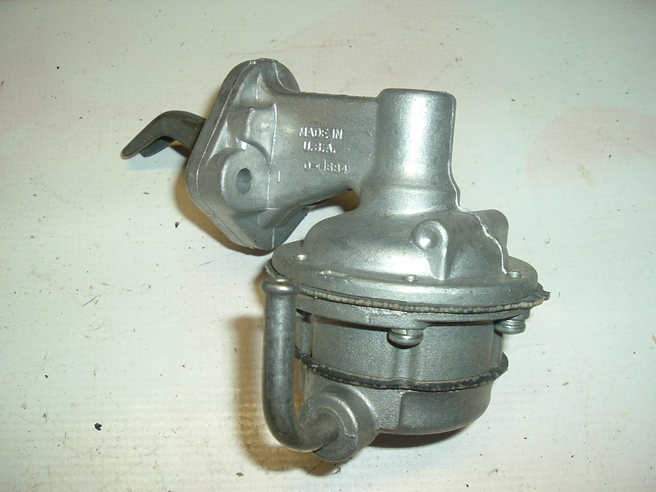1968 1969 AMC Jeep fuel pump 199 232 carter 4142 (a 4142)
