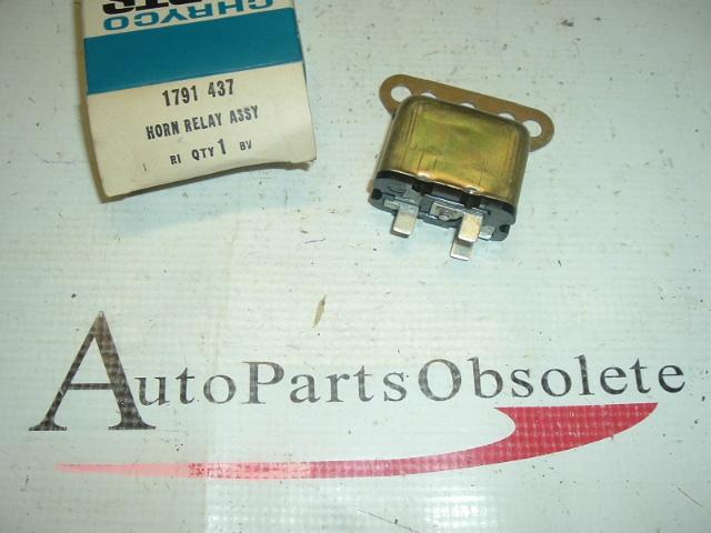 1958 -71 Dodge truck horn relay 1791437 (a 1731437)