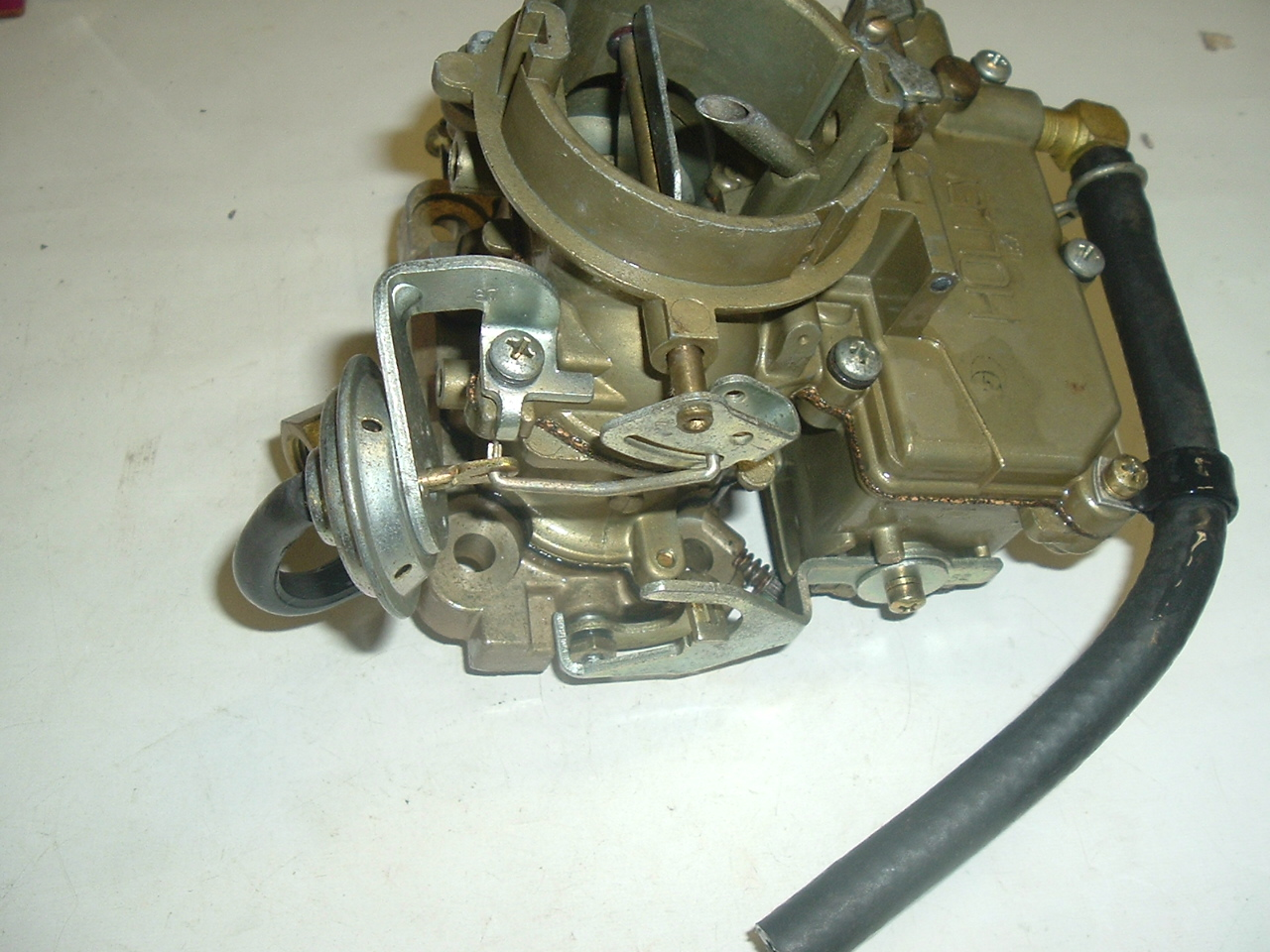 1964 65 66 67 Chevrolet Holley carb 2bbl new v (a 3950a)