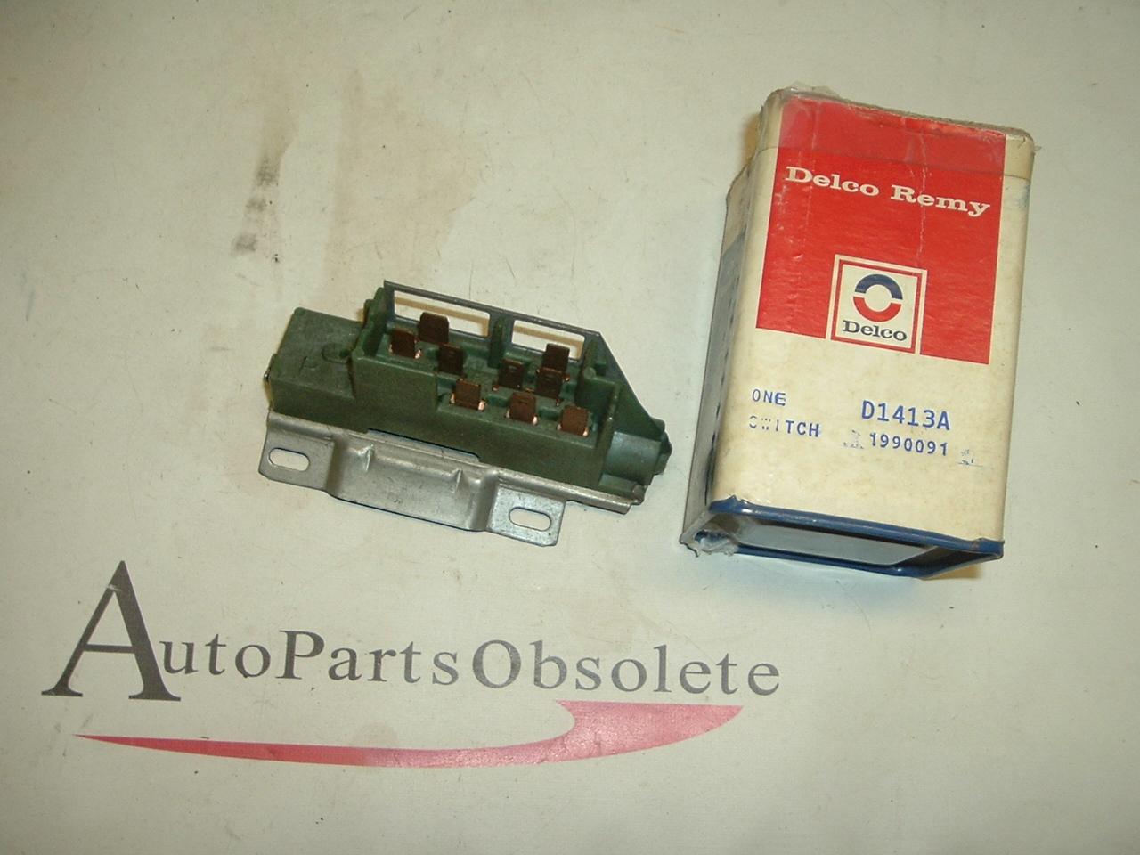 1969 1970 Pontiac GTO Firebird ignition switch 1990091 (a 1990091)