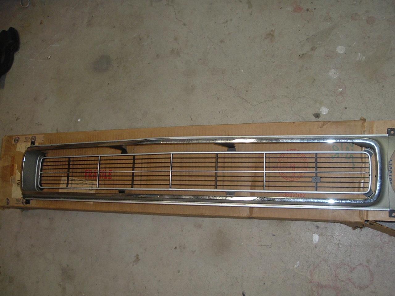 1967 Rambler REbel SST grille nos 3575514 4 (a 3575514)