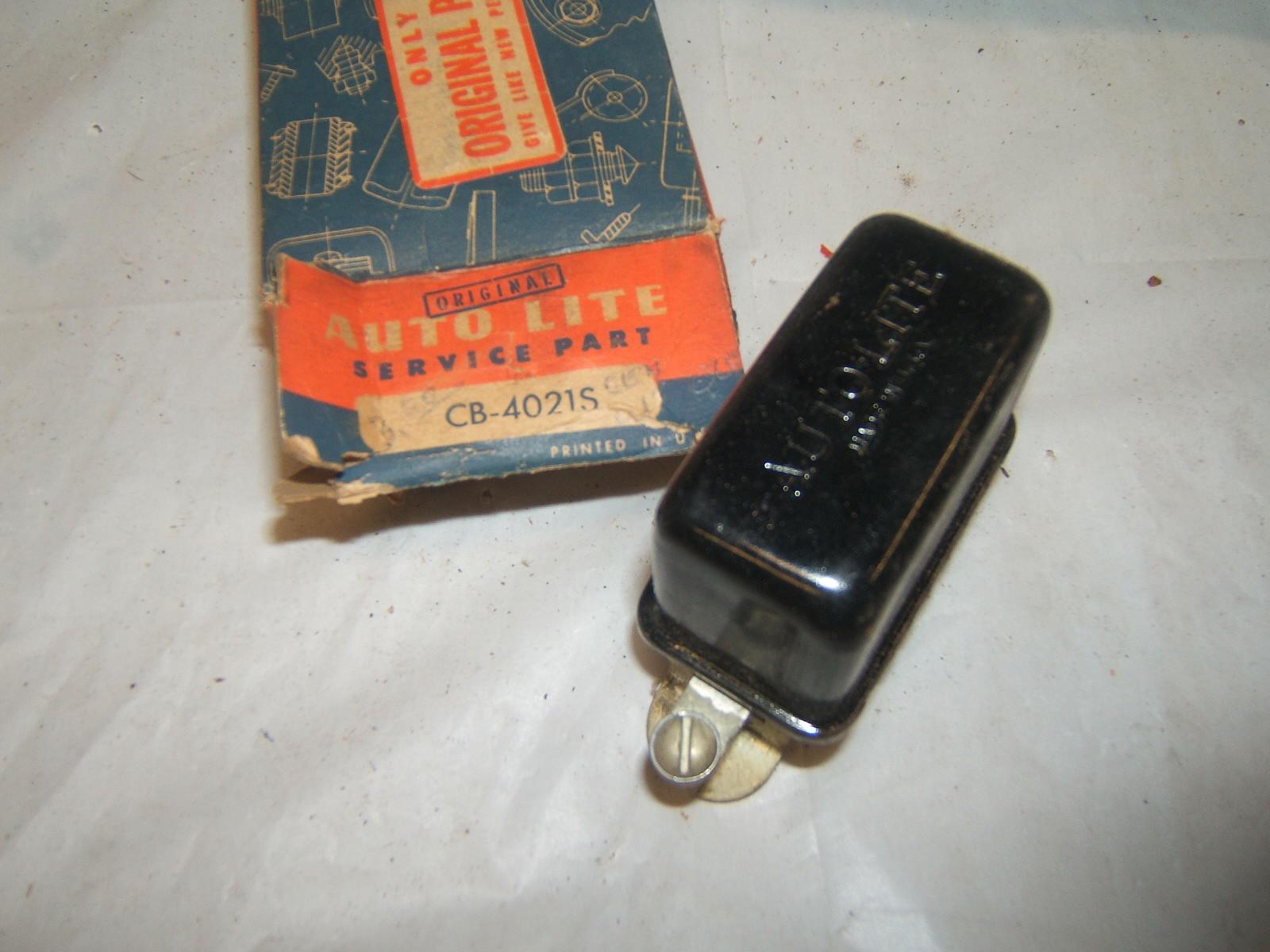 View Product1938 39 40 Studebaker truck circuit breaker CB-4021S (a cb4021s)