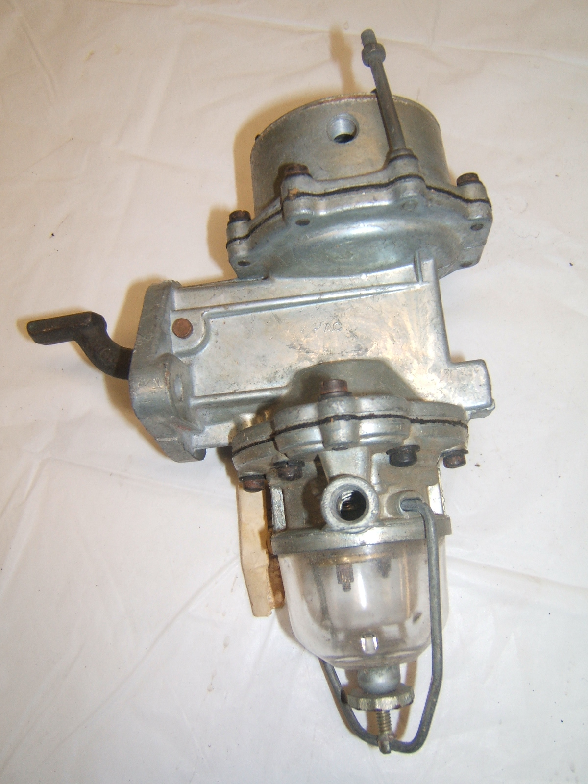 1938 39 40 41 42 Chrysler desoto dodge plymouth fuel pump ac 506 (a 506)