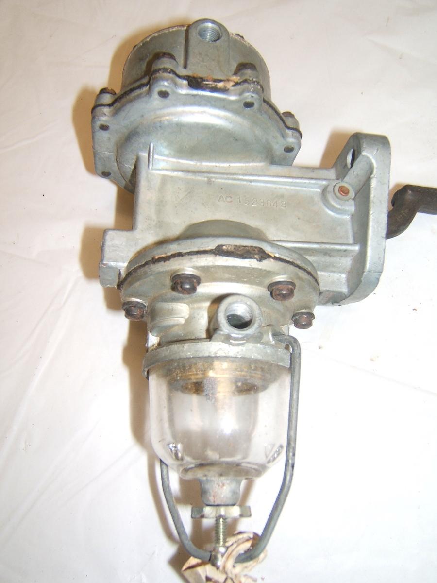 1938 39 40 41 42 Chrysler desoto dodge plymouth fuel pump ac 506 (a 506)
