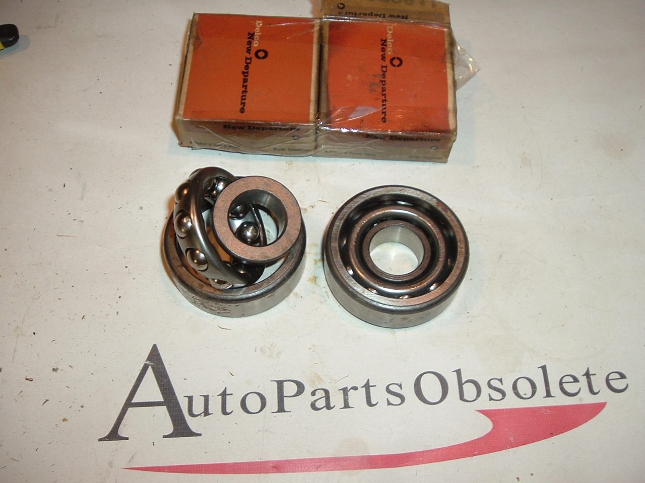1958 Buick Front Wheel Bearings PAIR GM Part # 909065 (A909065)