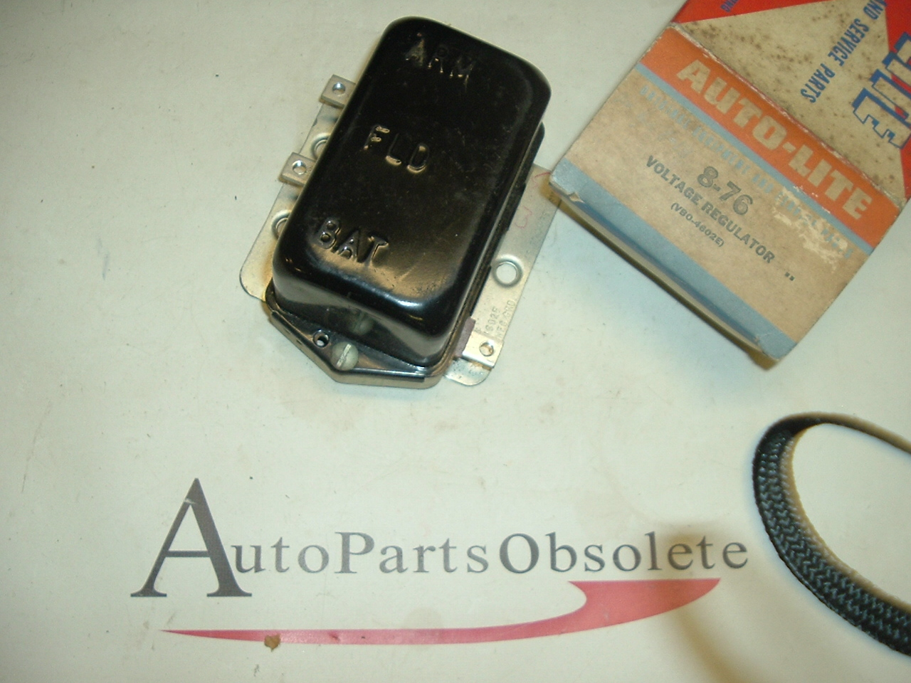 1953 54 55 Chrysler Dodge Plymouth voltage regulator nos autolite vbo-4602e (a vbo-4602e)