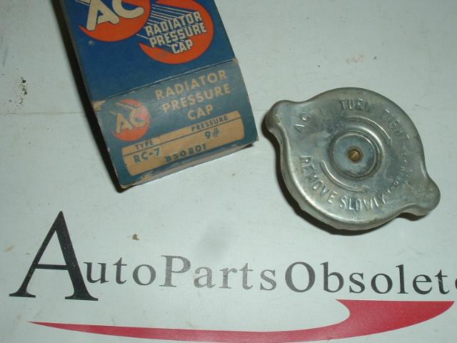 1941 1942 1946 1947 1948 Cadillac 1953 1954 Packard AC brand radiator 850801 (A rc7 850801)