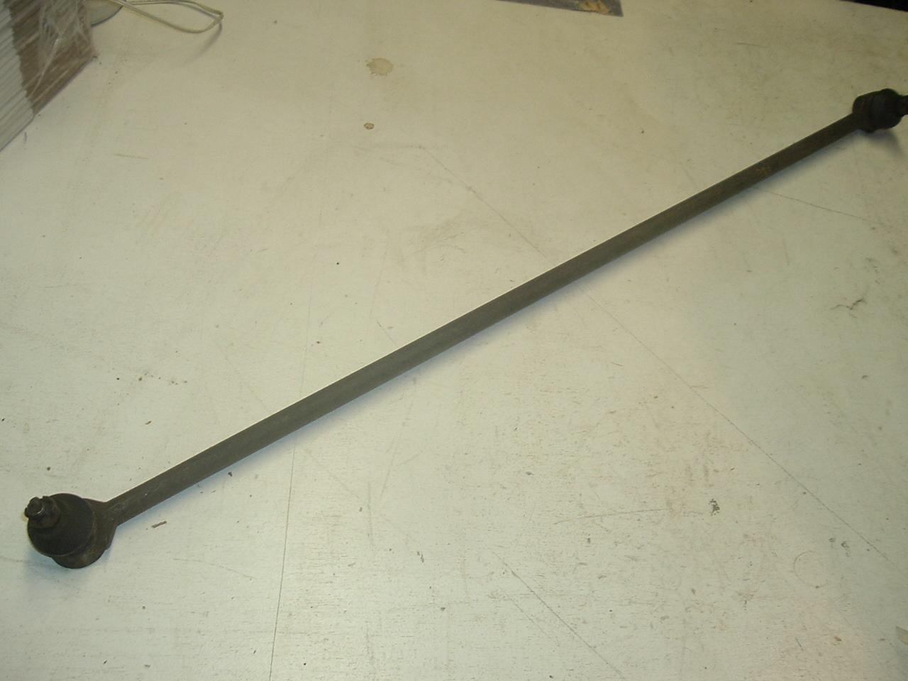 1939-48 Chevrolet complete long tie rod assembly es83a (a es83a)