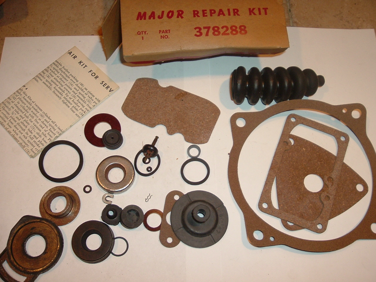 1955-70 Full Size Buick & Riviera Parts