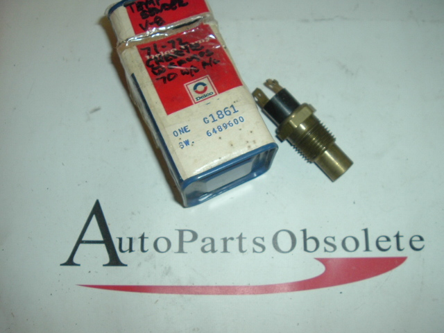 1970 Chevrolet Chevelle Nova Temperature sending unit 6489600 (a 6489600)