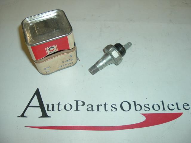 1960-67 Buick Chevrolet Oldsmobile pontiac oil pressure sender unit 6460391 (a 6460391)
