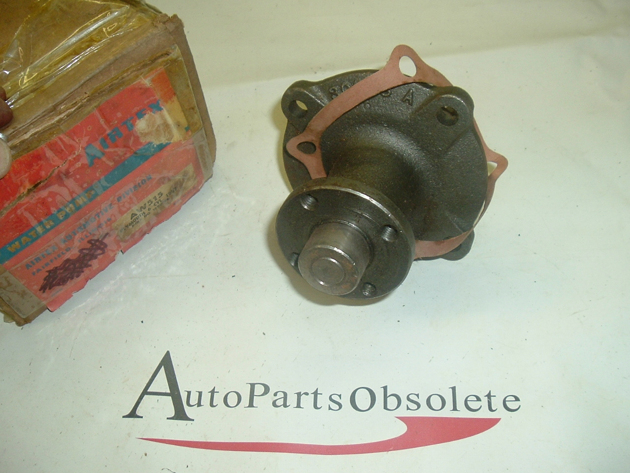 1957 1958 1959 Dodge Plymouth 6 cyl new water pump (aw515)