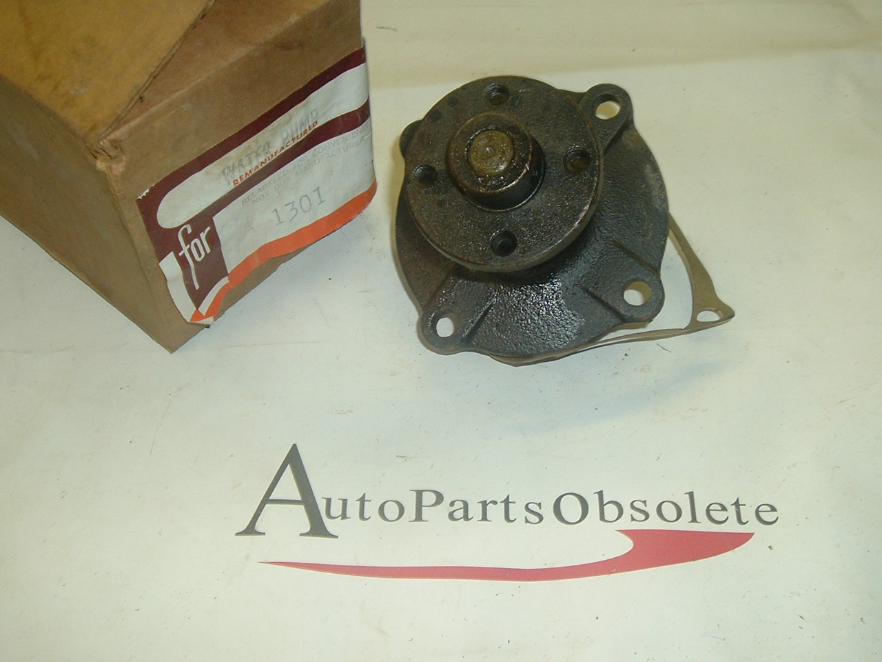 1957 1958 1959 Dodge Plymouth 6 cyl new water pump (a 1301r)
