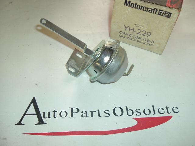 1969 70 71 72 73 74 Ford Galaxie restictor air door vacuum motor (a yh229)