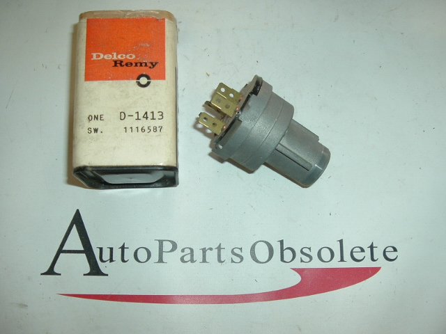 1961 POntiac Tempets Oldsmobile f85 ignition switch 1116587 (a 1116587)